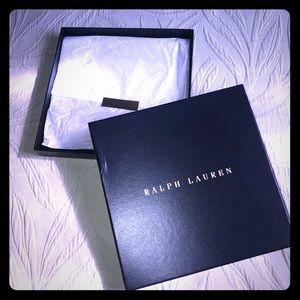 🌼 RALPH LAUREN GIFT BOX